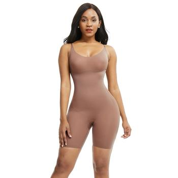 Feelingirl Waist Trainer Body Shaper Summer Women Slimming Shaper Plus Size Seamless Butt Lifter Corset Colombian Girdles