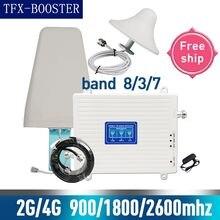 Ретранслятор 4g 900 МГц Усилитель сотового сигнала 5 дБи внешняя
