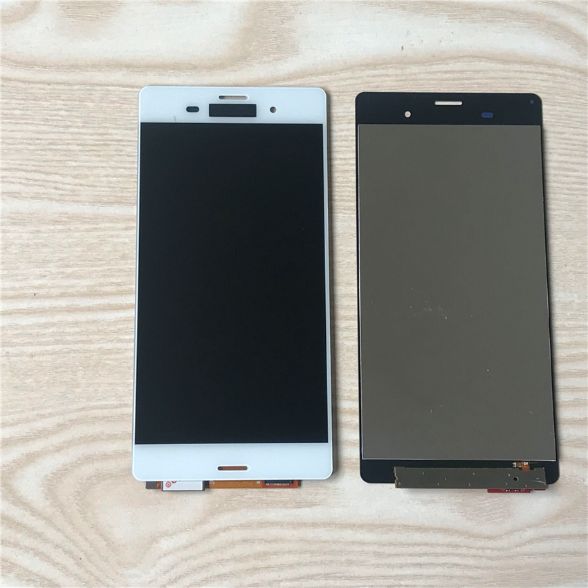 H8eb2bd3169a84153b7057e3d549618d2R 5.2'' ORIGINAL For SONY Xperia Z3 LCD Display Touch Screen D6603 D6616 D6653 Replacement LCD for SONY Xperia Z3 Dual D6633 D6683