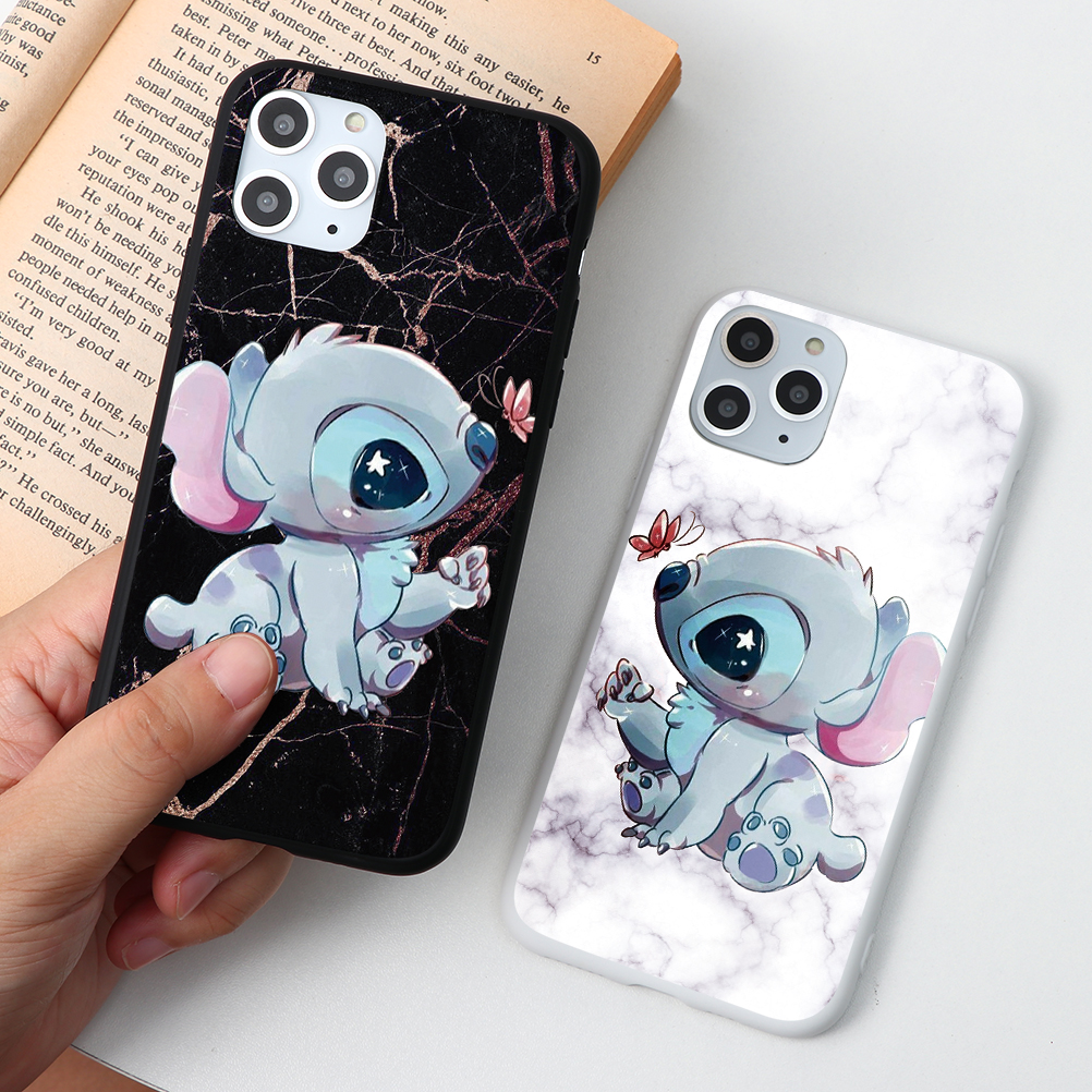 Cartoon Marble Cute Rock Mobile Phone Cases For iPhone XS 11 Pro Max 7 8 6 6S S Plus 5 5S X XR For iPhone SE 2020 Case Soft TPU 1