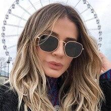 Classic New Polarized Round Sunglasses Women Vintage Retro Eyewear Sun Glasses Men Metal Frame Shades Oculos De Sol UV400