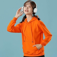 New Fashion Brand Womens Hoodies 2019 Autumn Winter Female Casual Sweatshirts Women Solid Color Thick Lady Tops