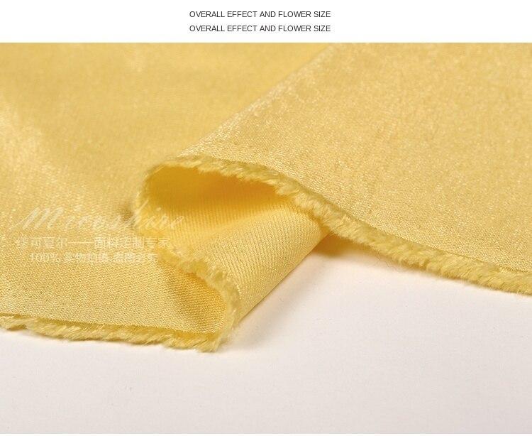 Liangsi algodão artificial misturado tecidos respirável e