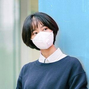 Image 5 - 4PCS Xiomi Mijia Airpop נייד ללבוש PM2.5 נגד אובך מסכת מתכוונן אוזן תלייה נוח עבור xiaomi חכם בית
