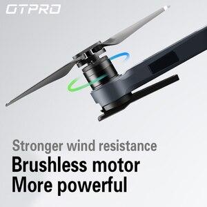 Image 3 - OTPRO mini Drone GPS 4K 1080P камера следуй за мной Quadcopter авто возврат FPV Dron Wifi ufo Вертолет игрушки VS F11 RPO H117S X9 K1