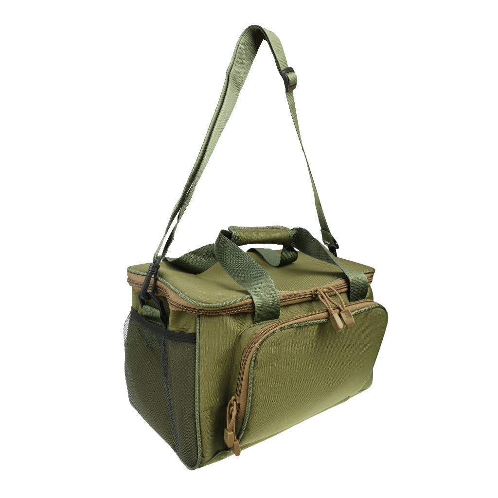 Carp Sea Fly Fishing Tackle Bag Pack Carryall Waist Shoulder Bag Waterproof Hunting Cycle Outdoor Bag|Fishing Tackle Boxes| |  - title=