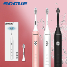 Sonic Electric Toothbrush 5 Functions 60 Days USB Rechargeable Maglev Motor Waterproof Ultrasonic Toothbrush Cepillo de Dientes