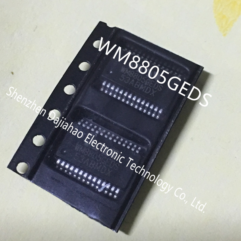 Electrical Equipment  U0026 Supplies 10pcs Wm8805 Wm8805geds