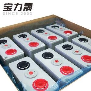 Image 3 - 4 sztuk klasy A 2020 nowy 3.2v100ah Lifepo4 baterii oryginalny CALB plastikowe komórki CA100 12V24V dla motocykli usa ue UK wolne od podatku FEDEX