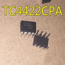 Free shipping 10pcs TC4422CPA DIP8 TC4422 DIP-8 TC4422EPA DIP MIC4422EPA MIC4422CN MIC4422YN MIC4422CPA Brand new original цена 2017