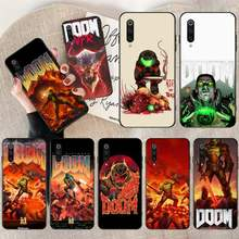 NBDRUICAI skull game Doom Newly Arrived Custom Photo Soft Phone Case for Redmi Note 8 8A 7 6 6A 5 5A 4 4X 4A Go Pro Plus Prime(China)