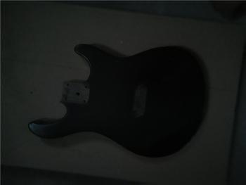 Afanti muzyka DIY gitara zestaw DIY gitara elektryczna ciała (MW-3-572) tanie i dobre opinie none not sure Nauka w domu Do profesjonalnych wykonań Beginner Unisex CN (pochodzenie) Drewno z Brazylii Electric guitar