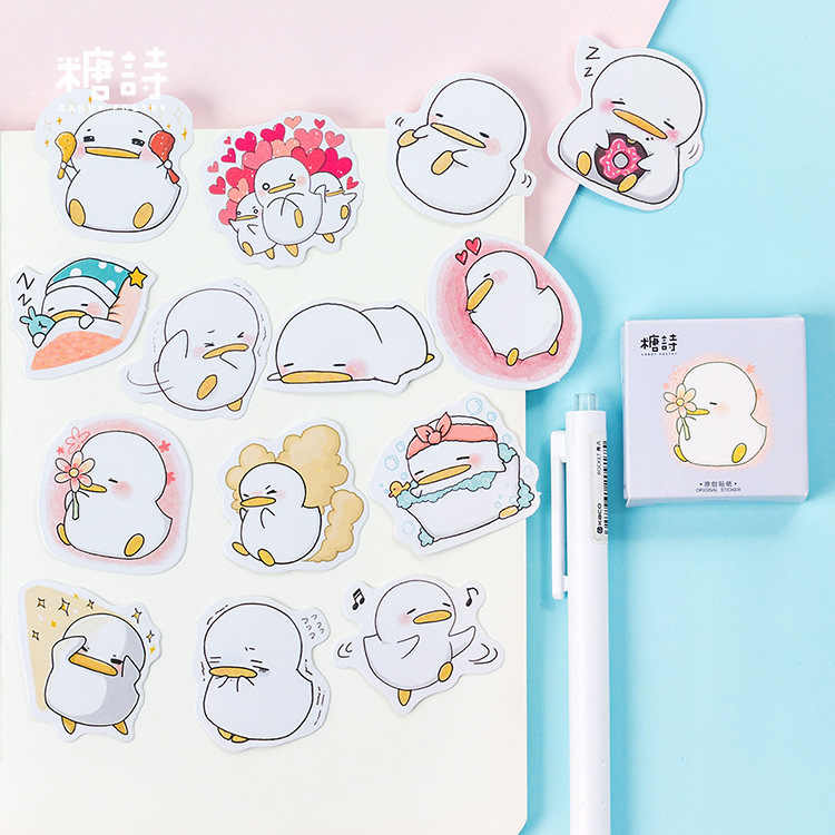 Small Forest DIY Scrapbooking Sticker Diary Label Stickers Mini Paper Decoration