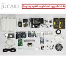 Jucaii – imprimante grand format, kit de carte de mise à niveau pour DX5/DX7, conversion en xp600, tête unique pour imprimante à solvant écologique