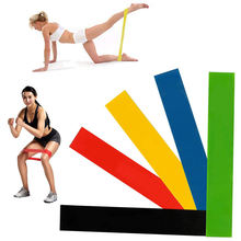 Эспандеры для йоги тренировочная резинка фитнеса тренировочные
