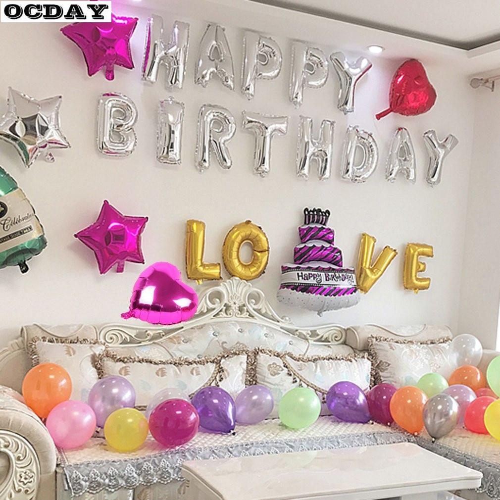 10 дюймов надувные воздушные шары в форме сердца из алюминиевой фольги, игрушки для дня рождения, свадьбы, вечеринки, украшения из алюминиево...
