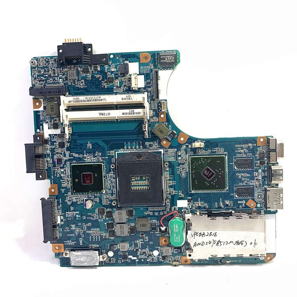 M960 mainboard For SONY MBX-224 M960 HM55 laptop motherboard Test work 100% original