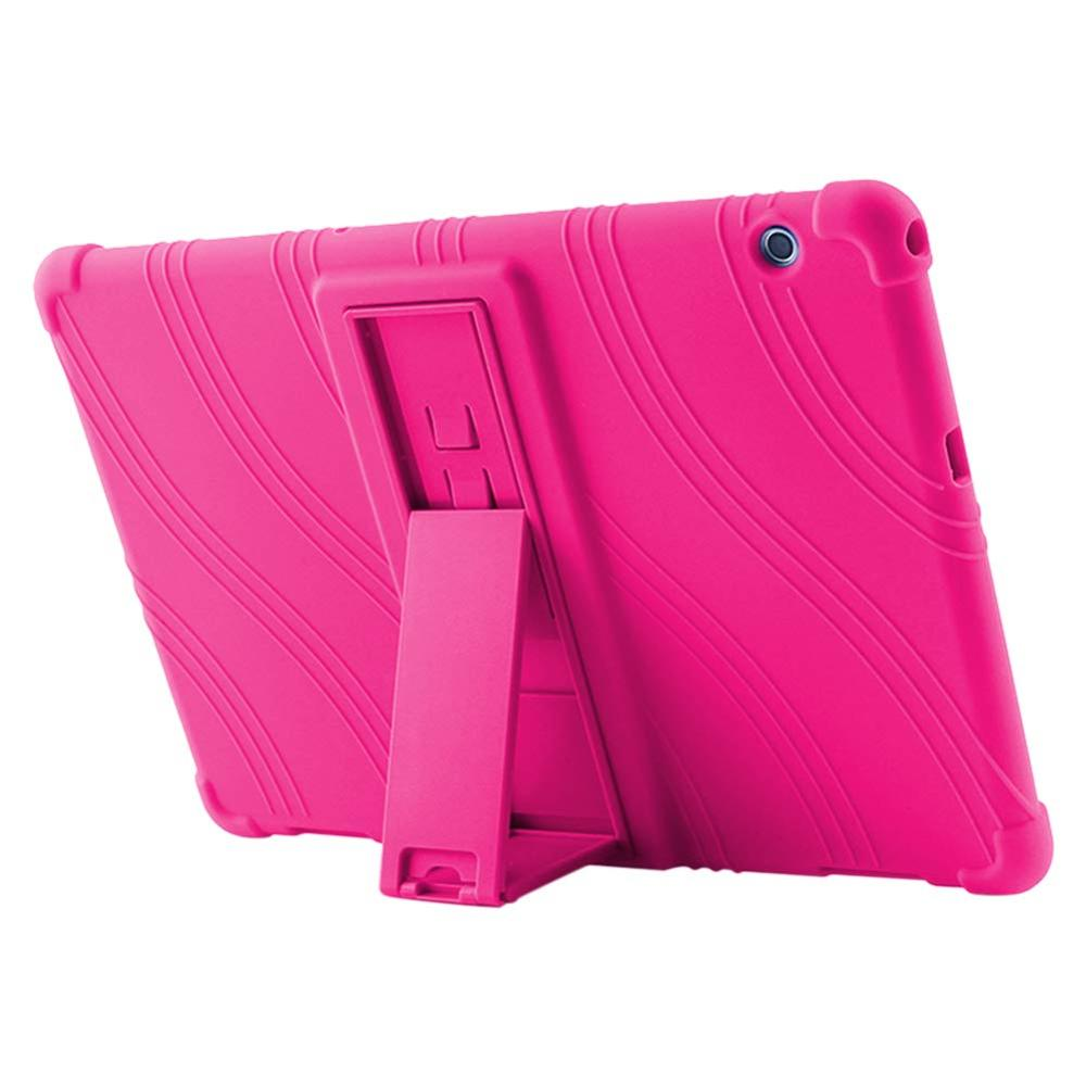 Детский чехол для планшета Huawei MediaPad T3 10, силиконовые чехлы-подставки для Huawei T3, 9,6 дюйма, Honor Play Pad 2, телефон