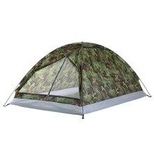 1,2 кг TOMSHOO 2 Человек Палатка Сверхлегкий однослойный водостойкость палатка PU1000mm с Сумка для переноски пеший Туризм Путешествия