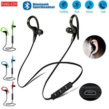 Ear Phones Bluetooth Wireless Neckband Earphones With Microphone Bluetooth Headphones Sport For Samsung Xiaomi For Smartphones hbs 850 bluetooth 4 1 headphones neckband workout earphones