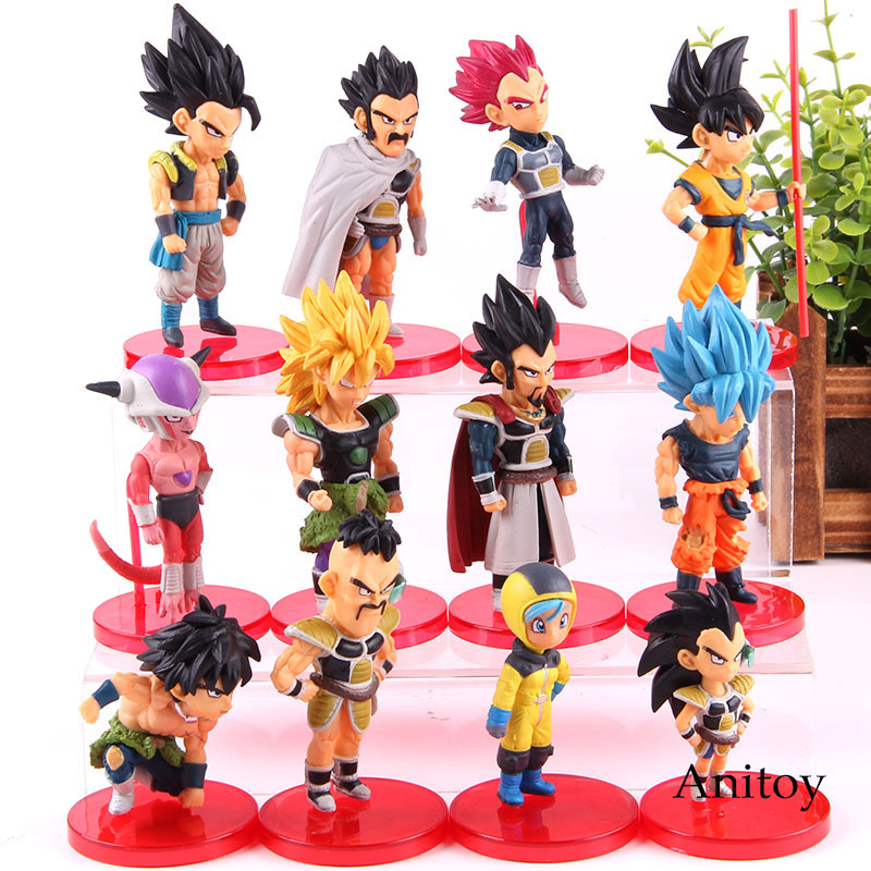 Movie Dragon Ball Super World Collectable Figure Doll WCF Vol.1 1 Freezer Freeza