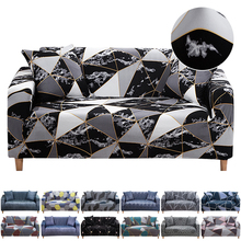 2016 rushed sectional sofa design u shape sofa 7 seater lounge couch good quality cheap price leather sofa Geometric Elastic Sofa Cover for Living Room Modern Sectional Corner Sofa Slipcover Couch Cover Chair Protector 1/2/3/4 Seater