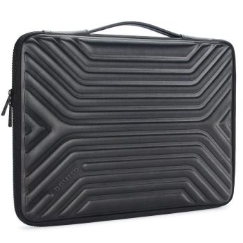 Laptop Sleeve Compatible Shockproof Water-Resistant Hard Shell Protective Case For 10 13 14 15.6 Inches MacBook Air Pro