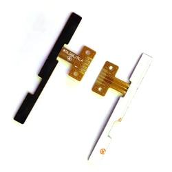 Para zte blade l5 l 5 plus, botão de volume de alimentação, cabo flexível, interruptor de chave lateral, fora de controle, reparo peças