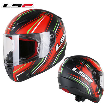 LS2 FF353 Rapid Full Face Motorcycle Helmet With Washable Inner Pads casque moto Street Racing Helmet Man Woman capacete LS2