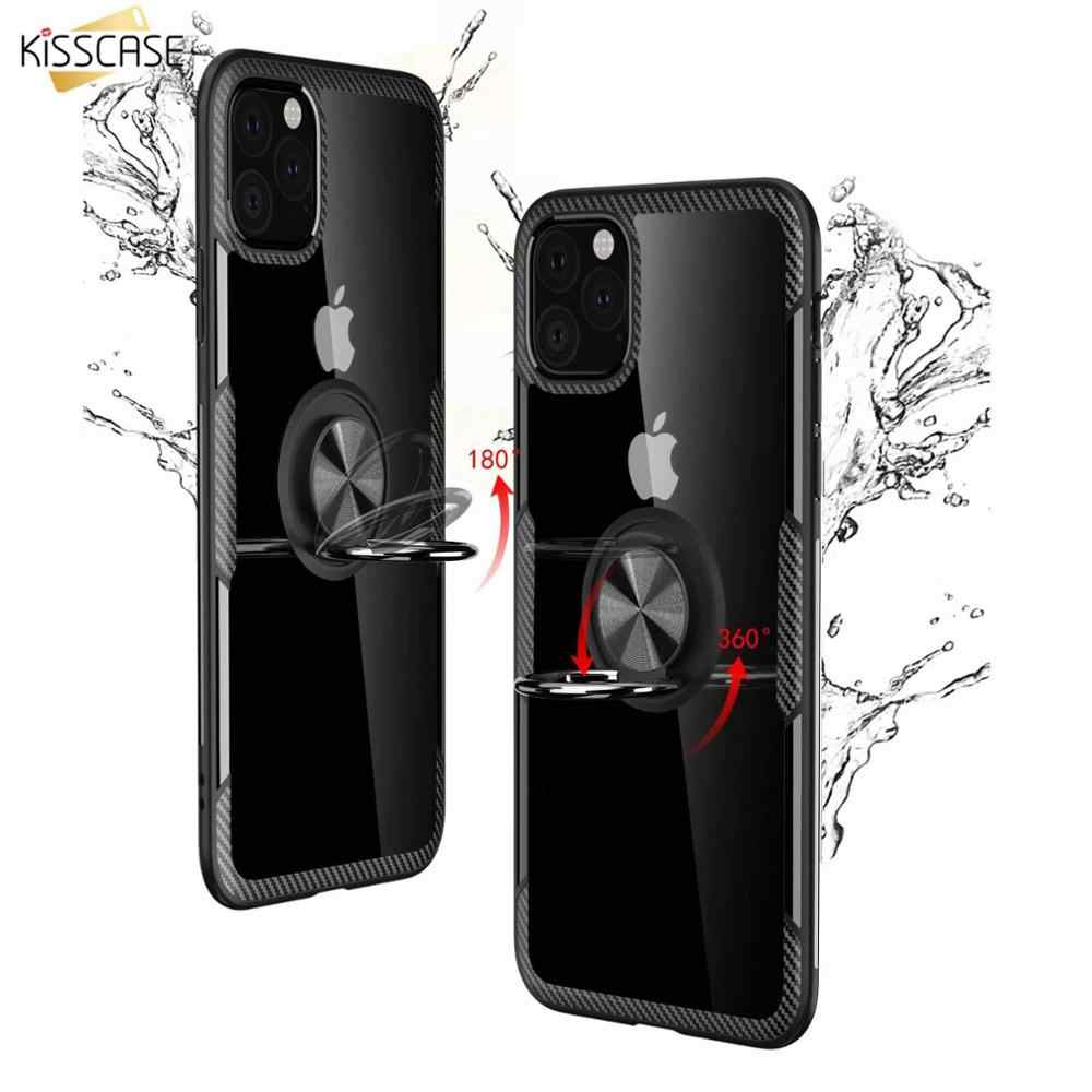 Ciuman Asli untuk iPhone 11Pro Max 7 8 6 6S Shockproof Ring Case untuk iPhone XR X X 6 6S 7 7 Plus 11 X Max Cover