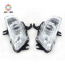 Motosiklet dönüş sinyalleri flaşör göstergesi kırıcılar ışık konut Lens KAWASAKI Z1000SX Z 1000 SX 2011 2012 2013 2014
