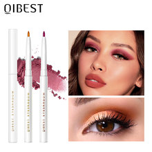 12-Color Eye Shadow Pen, Easy To Show Color And Fit, Portable, Not Easy To Smudge, Matte Pearlescent Eyeliner