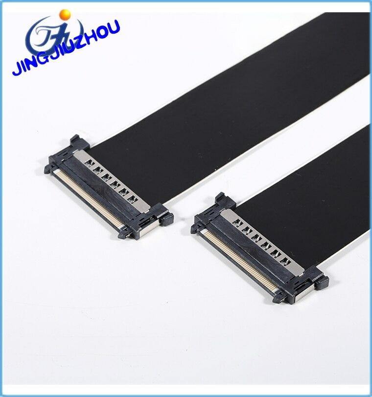 TV Lamp Bar Ffc Flexible Flat Cable Tool 51P FPC 4k Dual Card Screen Cable Supports Customized 5cm-120cm