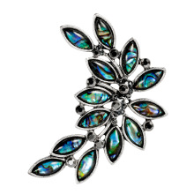 Fashion high-end atmosphere Joker retro flower clothing accessories brooch pin factory outlet