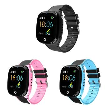 HW11 Children Smart Watch Smart Kid Call Phone Watch With GPS Tracker Positioning Waterproof Smart Watch for Kids Gift