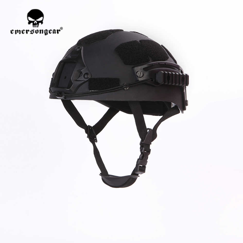Emerson Tactical Combat Capacete Capa Leve Para Fast Helmet BJ//PJ//MH Tipo