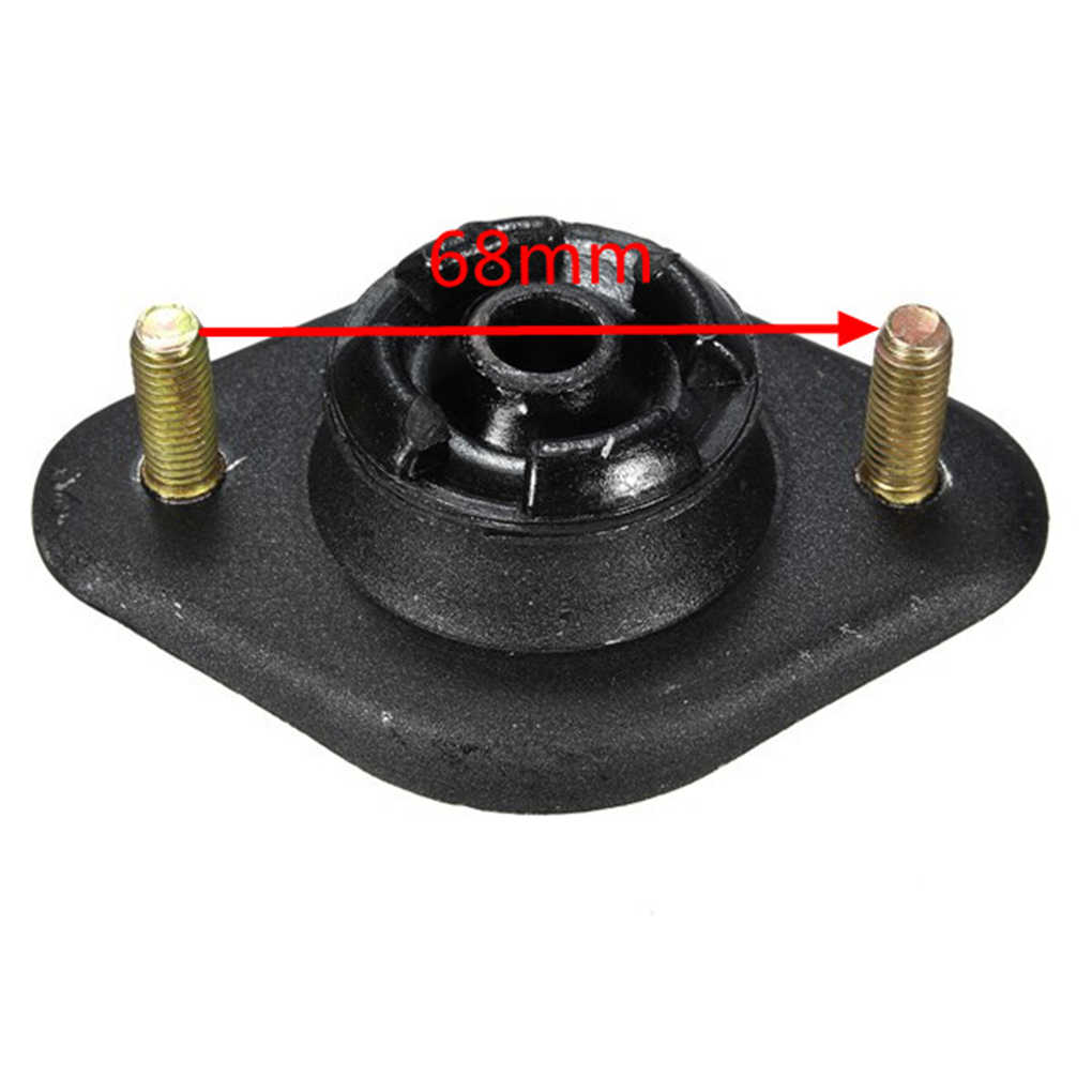 1 Pair Replacement for BMW E30 E36 E46 Rear Shock Absorber Top Plastic Metal Mounts Car Acessory