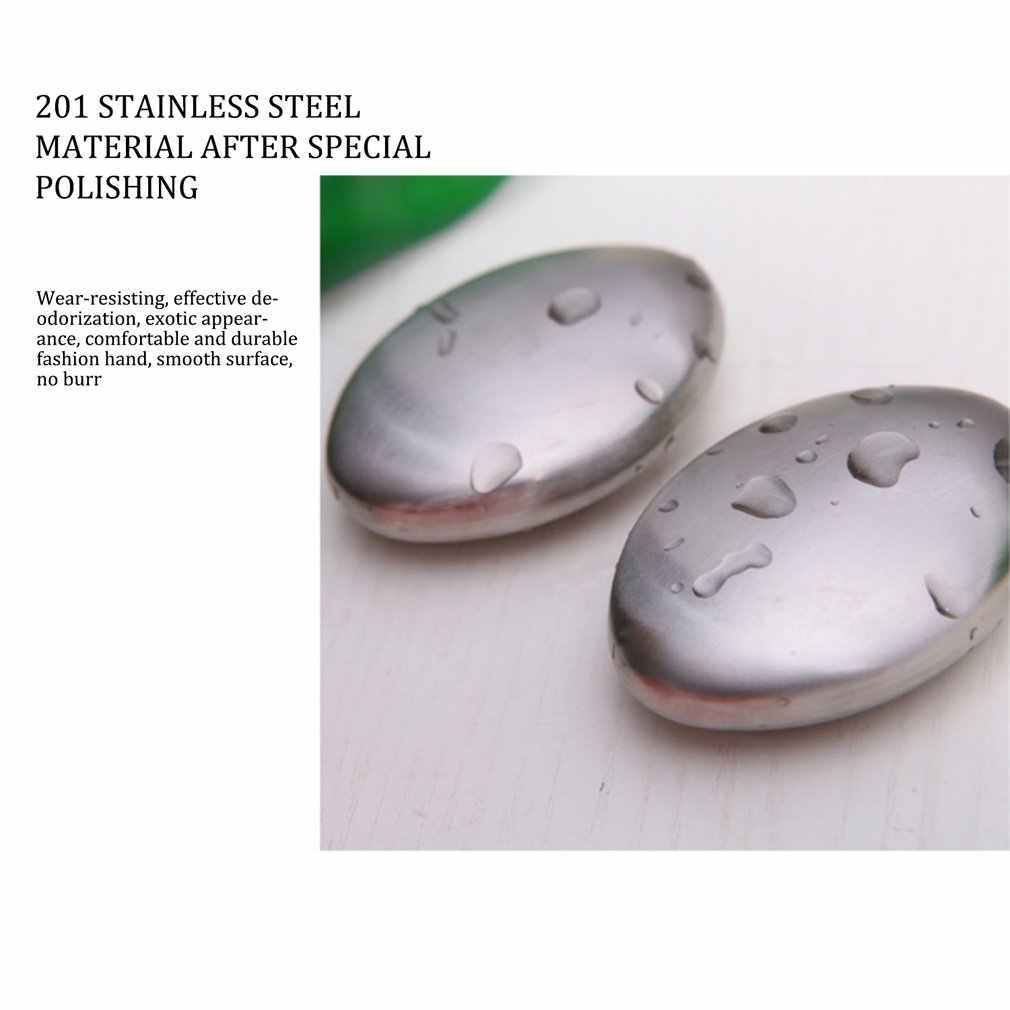 Dezodorant ze stali nierdzewnej mydło czosnek zapach ryb ręcznie mydło ze stali nierdzewnej przyjazne dla środowiska mydło