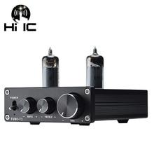 Válvula amplificadora de alta fidelidade, válvula amplificadora de cabo 6k4 6j2 6j5, mini amplificador de alta fidelidade, ajuste de graves agudos dc12v atualização 6j1