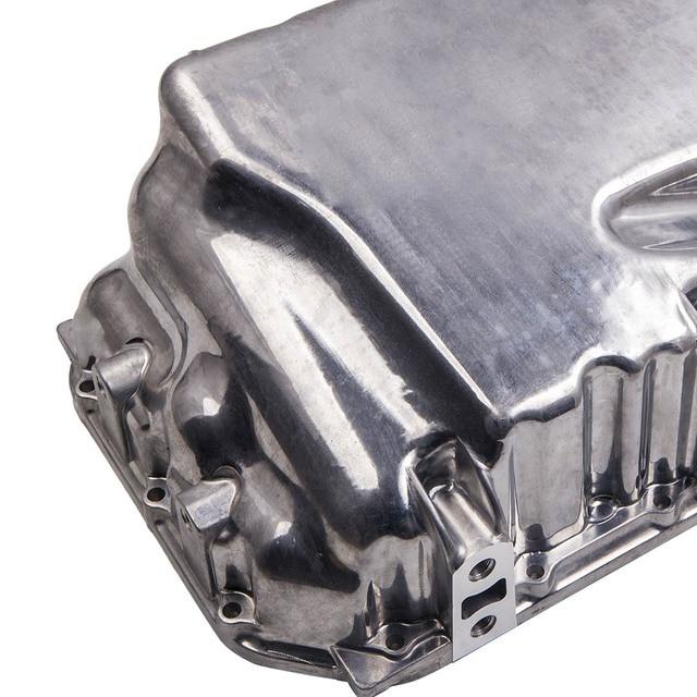 Engine Oil Pan w/ Gasket for  Honda Civic SI 2006-2011 4