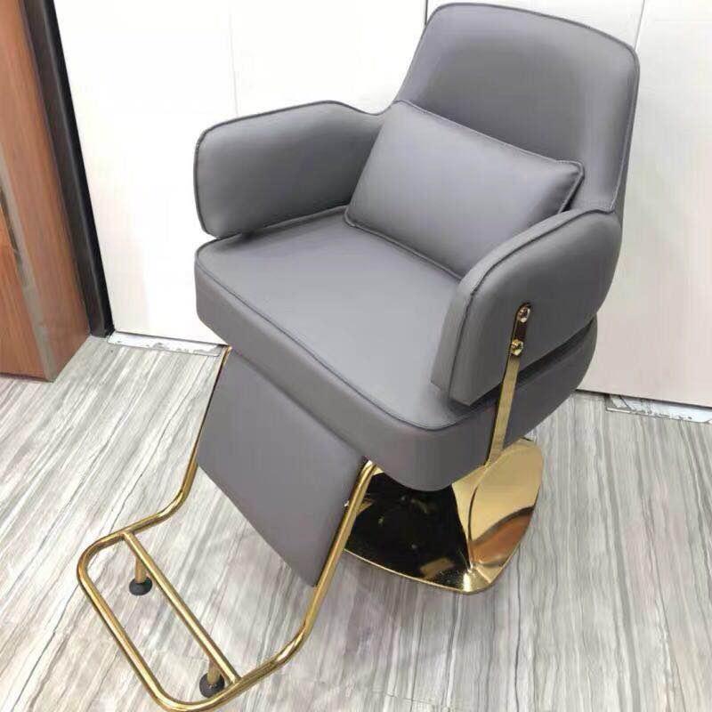 Hair Salon Chair Hair Salon Special Cutting Chair High Grade Simple Lifting Cutting Chair Hair Salon Chair