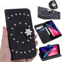 Чехол для iphone x xi xs max с 3d кристаллами бриллиантами и
