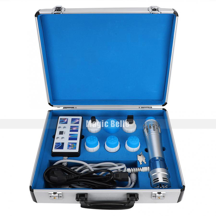 2019 NEW Version Host Separable Device Electromagnetic Extracorporeal Shock Wave ED Therapy Machine