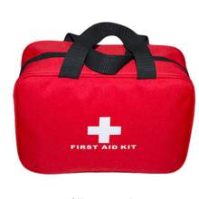 Promotion First Aid Kit Big Car First Aid kit Large outdoor Emergency kit bag Travel camping survival medical kits(China)