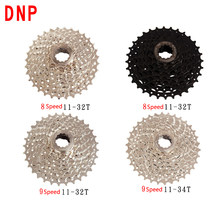 DNP 11T คุณภาพสูง 8 9 SPEED MTB Mountain Bike CASSETTE freewheel 32T 34T เกียร์ freewheel(China)