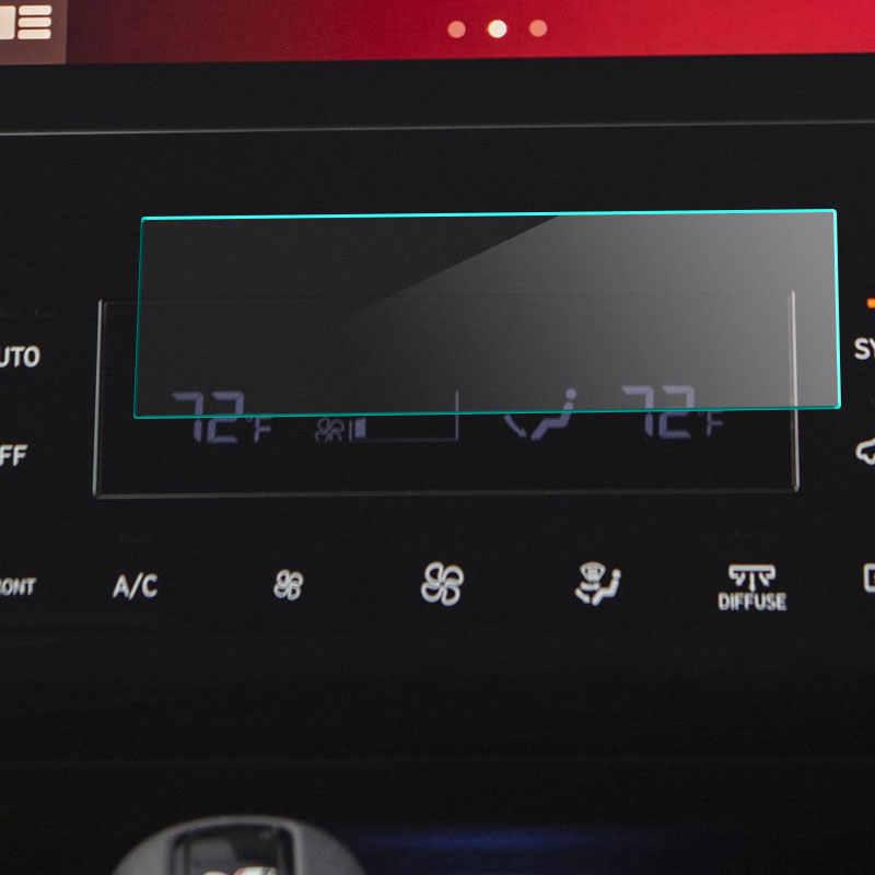 ПЭТ-пленка для защиты экрана для Tucson NX4 otali.ru, задний экран кондиционера автомобиля, аксессуары для интерьера автомобиля
