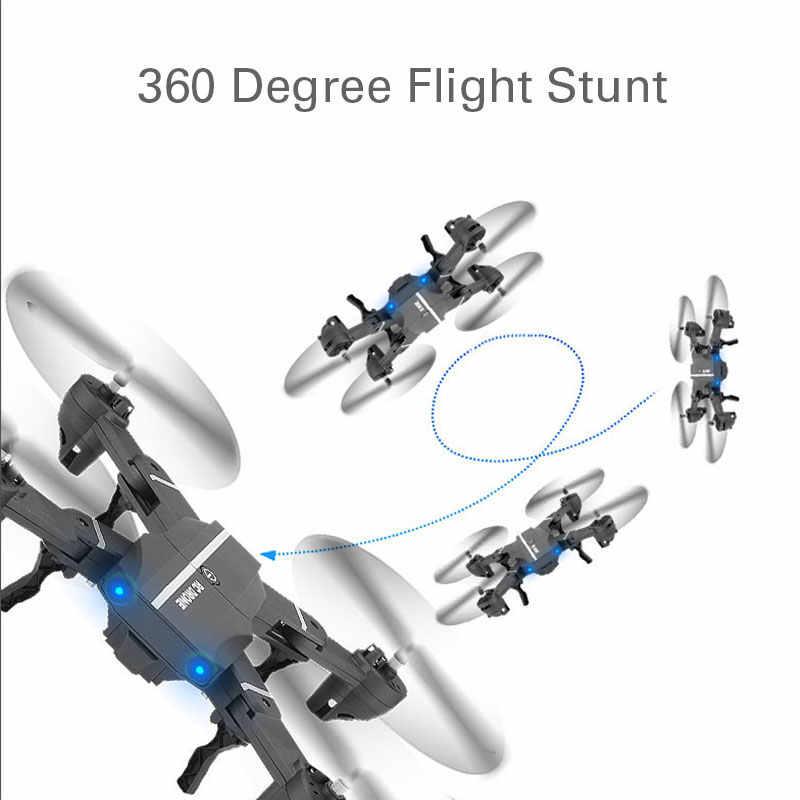 Мини-Дрон Радиоуправляемый квадрокоптер с дистанционным управлением Дрон 8807 гравитационный датчик 360 ° пульт дистанционного управления Квадрокоптер умный вертолет самолет