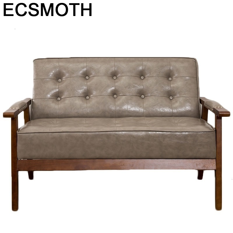 Couche For Zitzak Moderna Sillon Meubel Para Copridivano Puff Wood Retro Set Living Room Furniture Mobilya Mueble De Sala Sofa