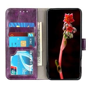 Image 3 - רטרו Flip עור ארנק כרטיס חריצי כיסוי מקרה עבור Huawei Mate 30 פרו P30 לייט Y5 Y6 Y7 Y9 2019 P חכם 2019 כבוד 9X פרו 8A 8S
