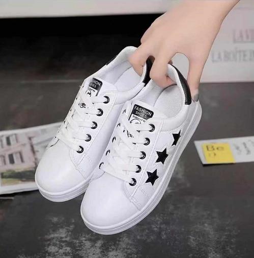 Hot New Breathable Running Shoes Women Sport Elastic Socks Sneakers Woman Ladies Flat Walking Shoe White Tennis Feminino